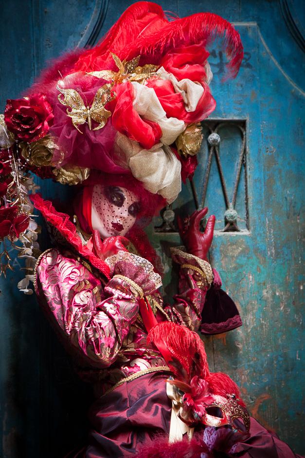 Karneval, Verkleidung, Maske