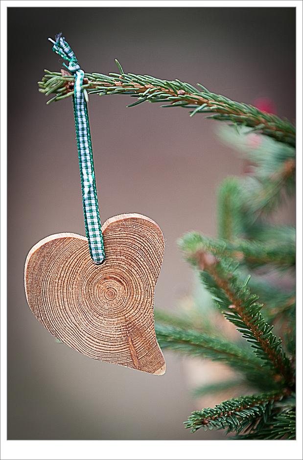 Herz, Holzherz, Handarbeit