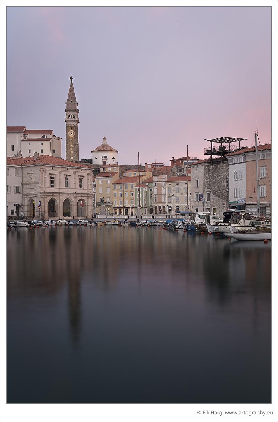Venezianisches Piran