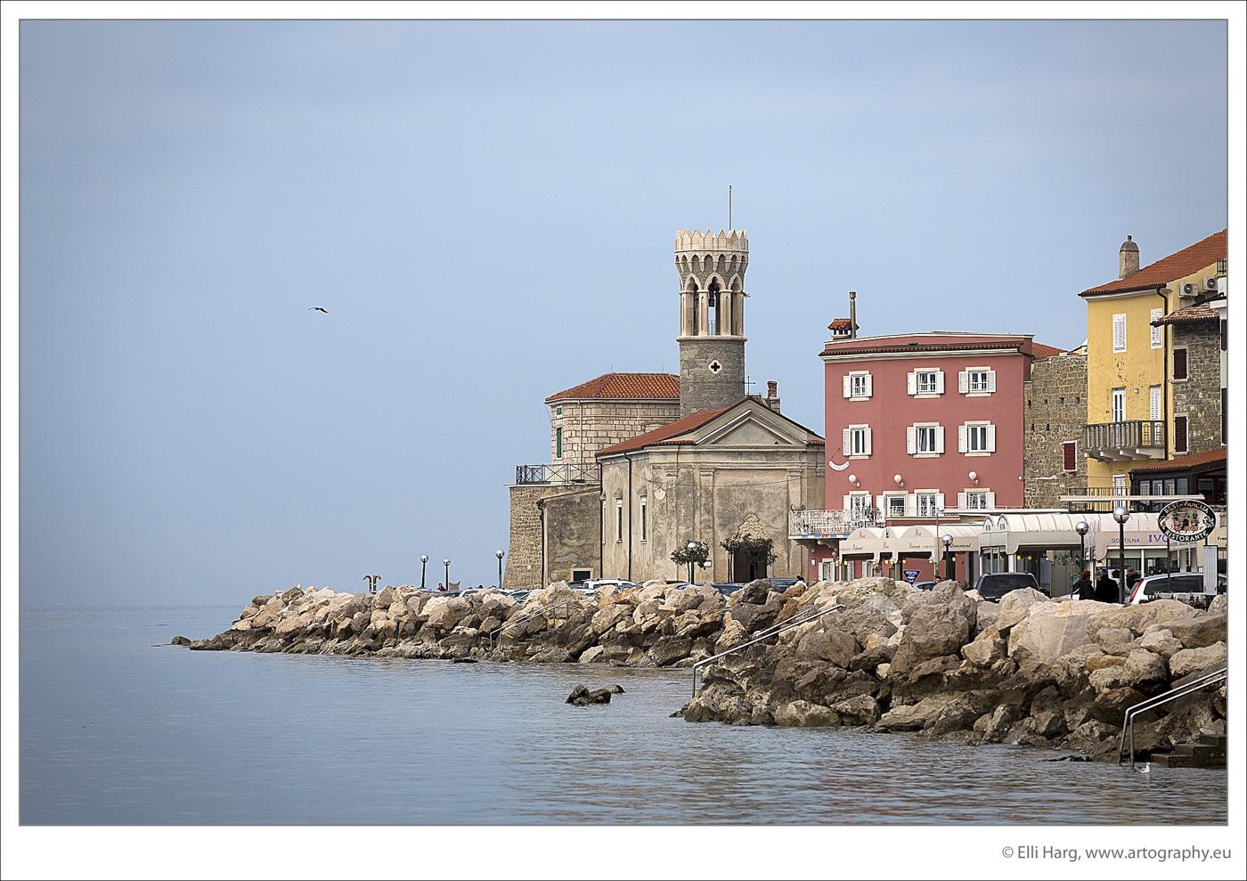 Die Kirche von Sv. Klementa (St. Clementa)